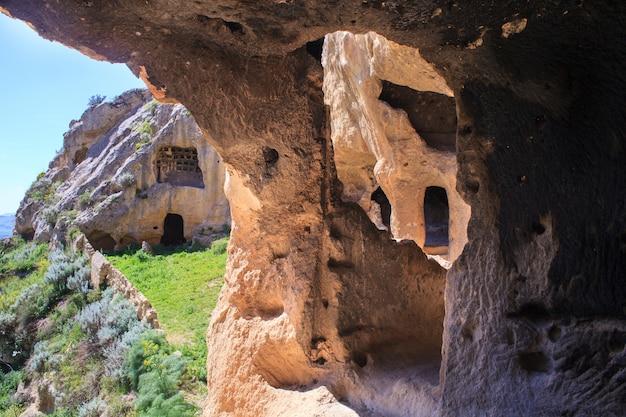 Village byzantin, calascibetta