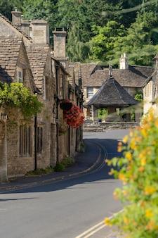 Villages cotswolds en angleterre uk