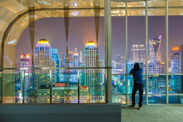 La ville de bangkok