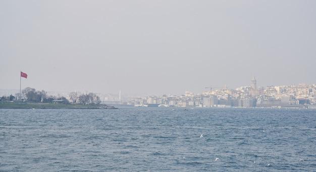 Ville d'istanbul de turquie