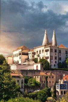 La ville de sintra, portugal