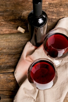 Vin délicieux