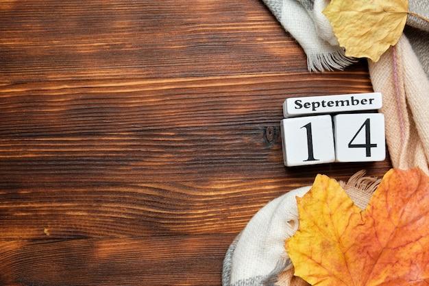 Vingt quatrième jour du calendrier du mois d'automne