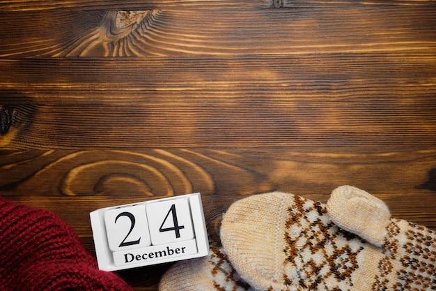 Vingt quatrième jour du mois d'hiver décembre