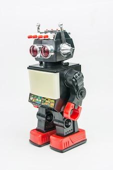 Vintage robot rétro jouet classique