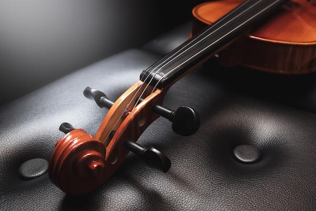 Violon. musique classique.
