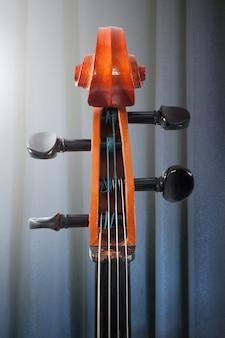 Violoncelle musique classique accordage pe