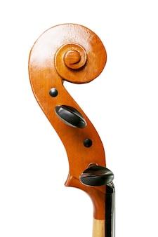 Violoncelle musique classique cheville d'accord