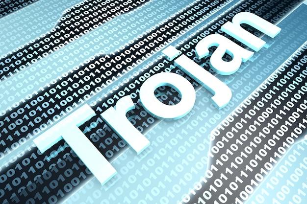 Un virus cheval de troie a infecté le code source numérique.