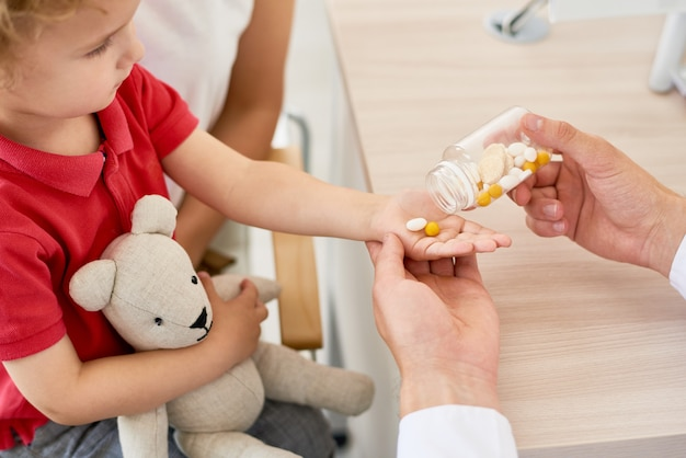 Vitamine c pour les enfants