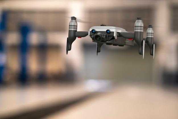 Vol de l'industrie des dispositifs d'ingénierie de la technologie des drones