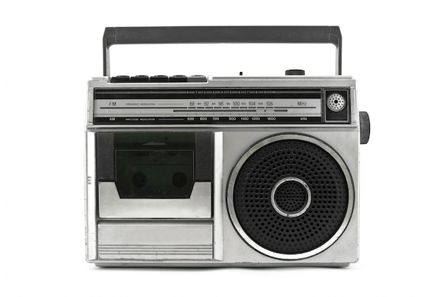 Le volume objet stéréo bouton musical