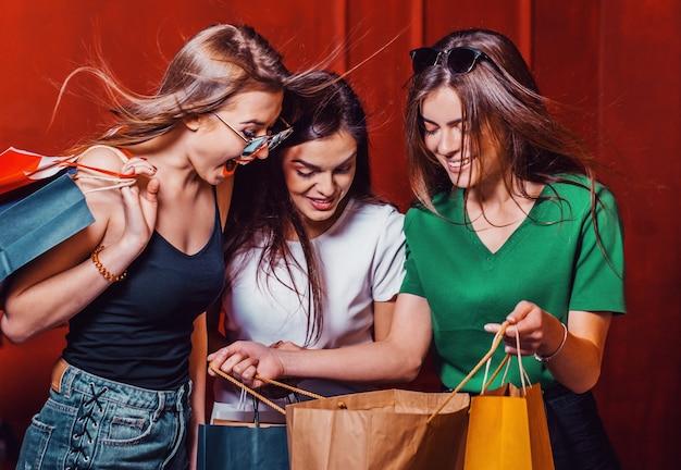 Vous vous demandez les émotions du shopping