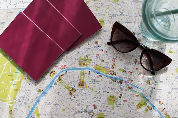Voyage de vacances d'été pour la planification familiale.