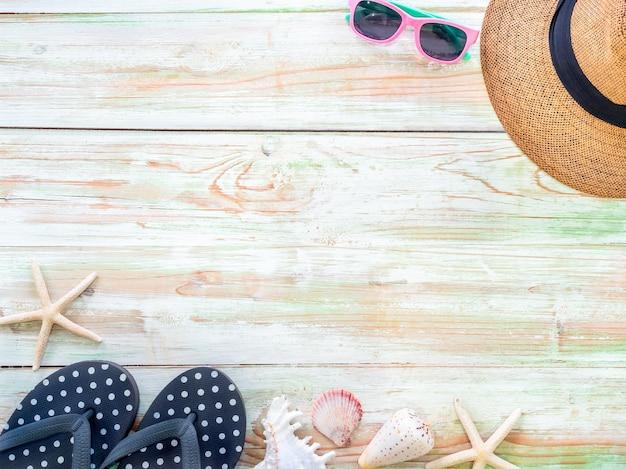 Voyage et vacances d'été.