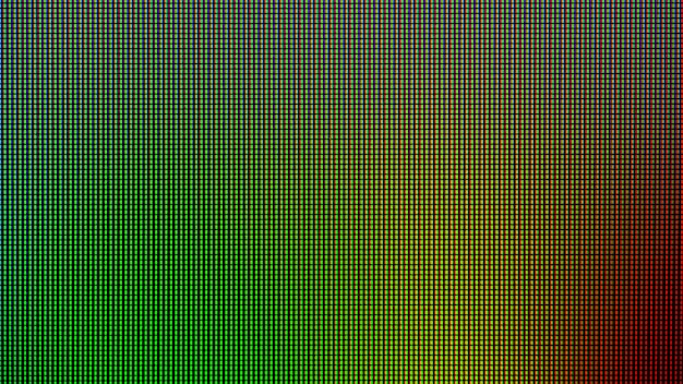 Voyants du panneau d'affichage de l'écran du moniteur.