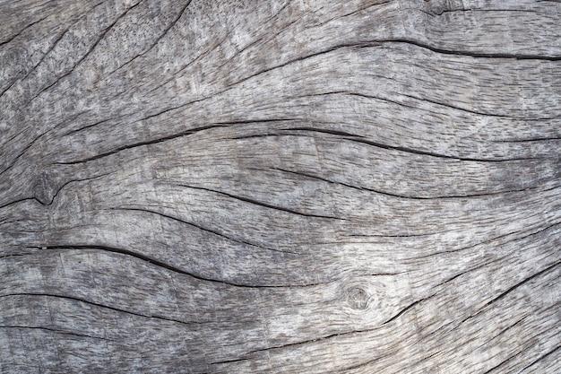 Vue de dessus du vieux motif de surface de fond libre de texture bois noir grunge naturel.