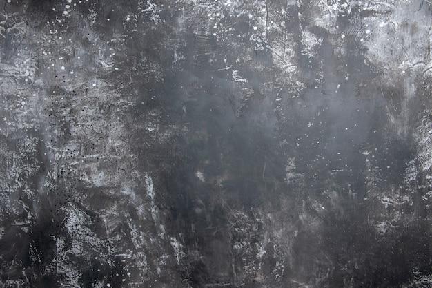 Vue de dessus surface de béton de texture de fond sombre