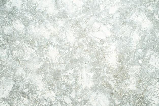 Vue de dessus de la surface blanche