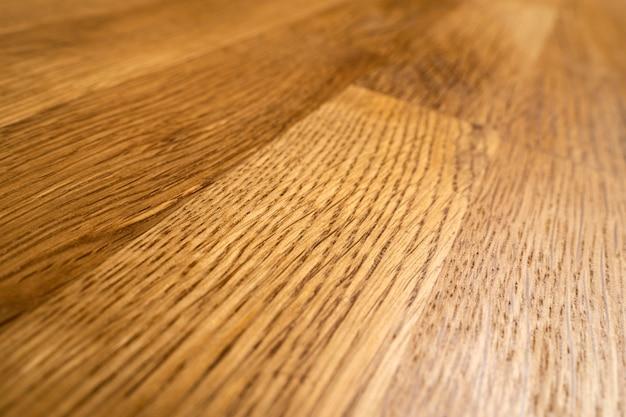 Vue de dessus de la surface du matériau bois