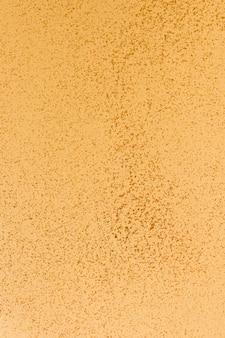 Vue de dessus surface lisse dorée