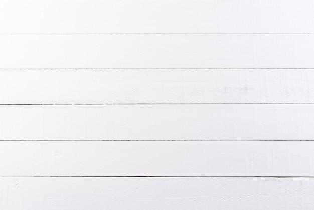 Vue de dessus de la texture en bois blanc