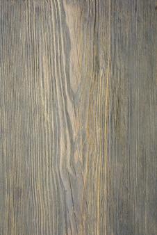 Vue de dessus sur la texture en bois brossé patiné. - image