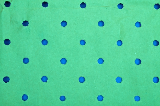 Vue de dessus de la texture du papier abstrait