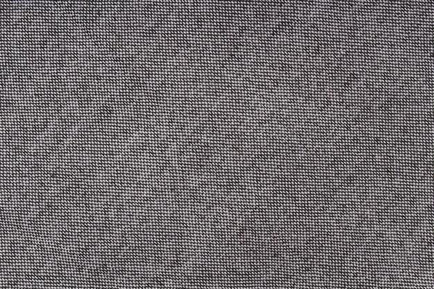 Vue de dessus texture textile abstraite pour le fond
