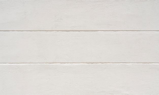 Vue de face du mur de l'espace copie blanche horizontale