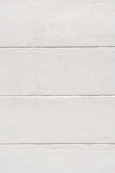 Vue de face du mur de l'espace copie blanche verticale