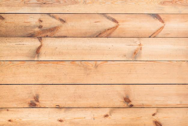 Vue de fond de matériel en bois