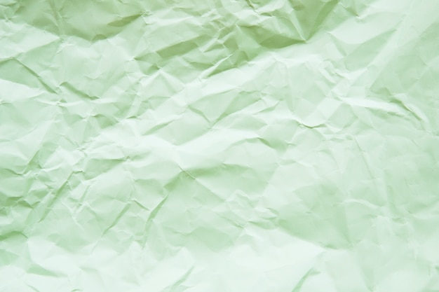 Vue grand angle de fond texturé papier vert