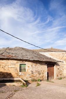 Vue de la maison rurale