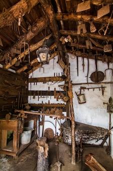 Vue partielle de la célèbre maison-musée de josé franco
