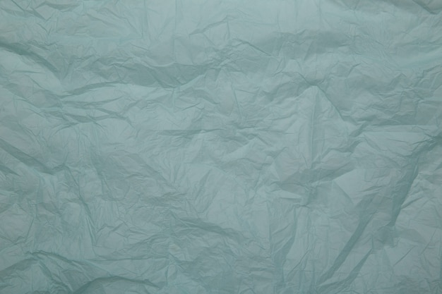 Vue rapprochée de fond de papier bleu.