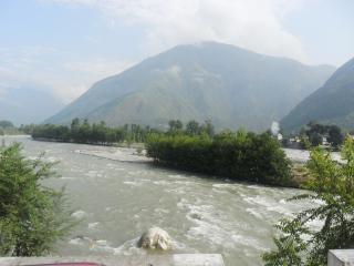 Vue sur la rivière vue