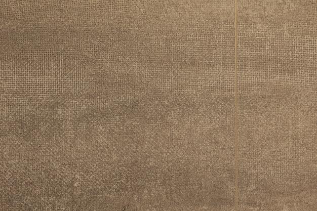 Vue surélevée de carreaux de céramique gris et beige