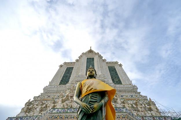 Wat arun de bangkok en thaïlande