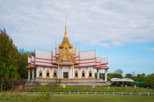 Wat boan mahawihan somdet phra buddhacharn à nakhon ratchasima en thaïlande