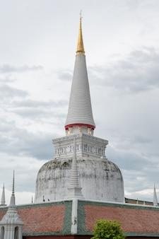Wat phra mahathat nakhon si thammarat province thaïlande