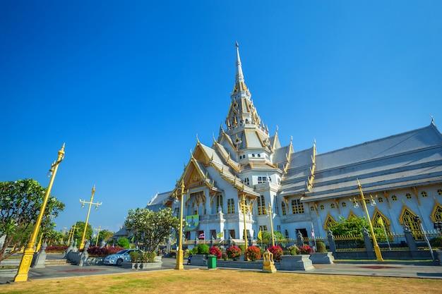Wat sothonwararam est un temple bouddhiste dans le centre historique et est un temple bouddhiste