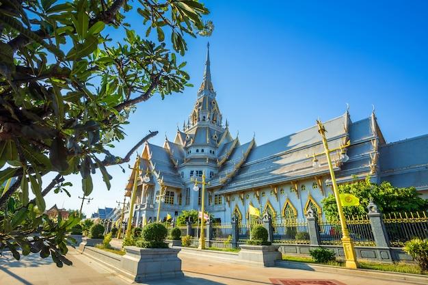 Wat sothonwararam est un temple bouddhiste dans le centre historique