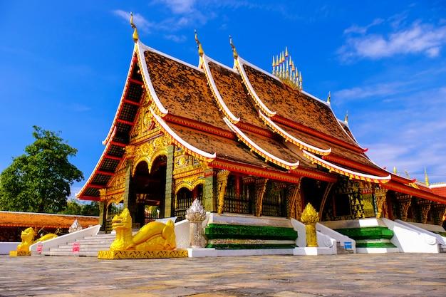 Wat wang kam est un magnifique temple d'architecture du nord-est.