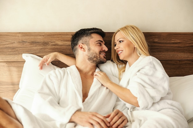 Week-end en couple romantique