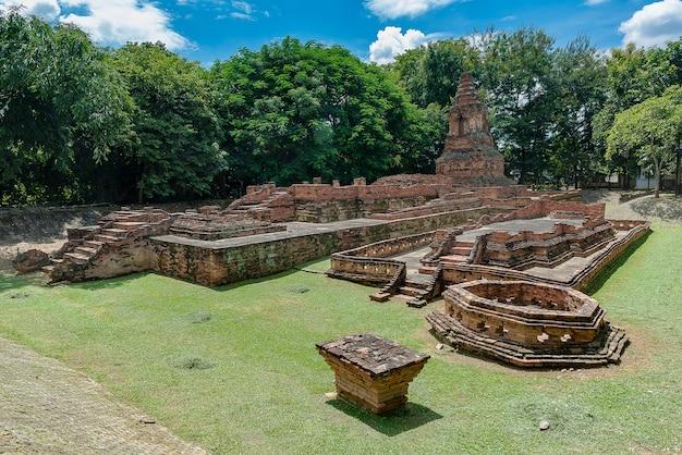Wiang kum kam, l'ancienne ville située à chiang mai, thaïlande