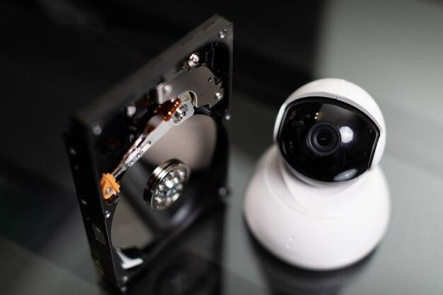 Winchester avec webcam