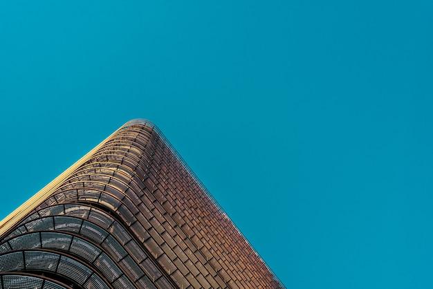 Windows du bâtiment d'architecture moderne