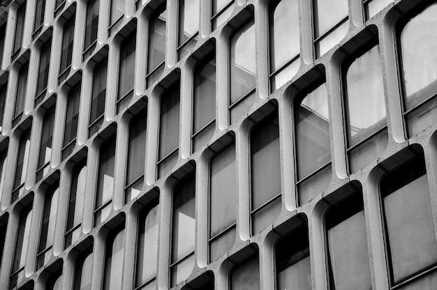 Windows sur le mur au japon