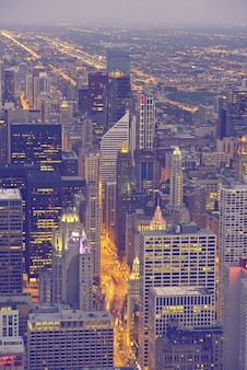 Windy city chicago